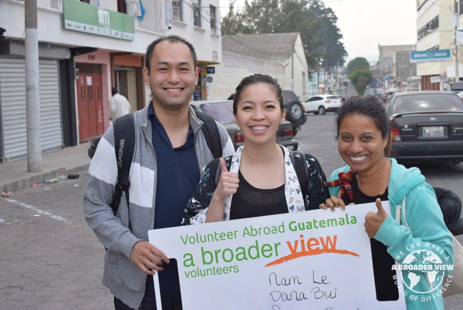 Volunteer Guatemala Quetzaltenango Review Dana Bui Medical Program
