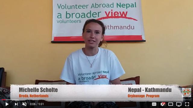 Volunteer Nepal Orphanage