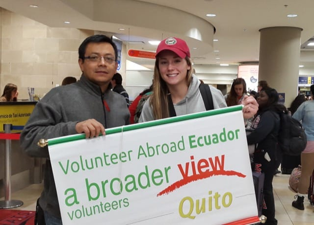 Volunteer Ecuador Quito Review Lexus Tatge Medical Program