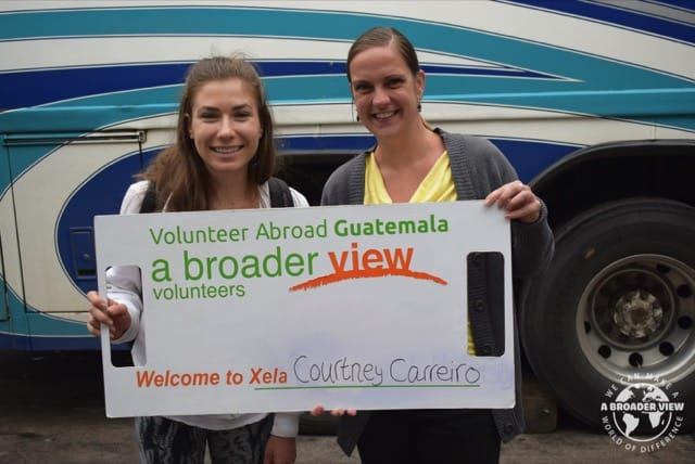 Volunteer Guatemala Quetzaltenango Review Courtney Carreiro Women's Shelter Program