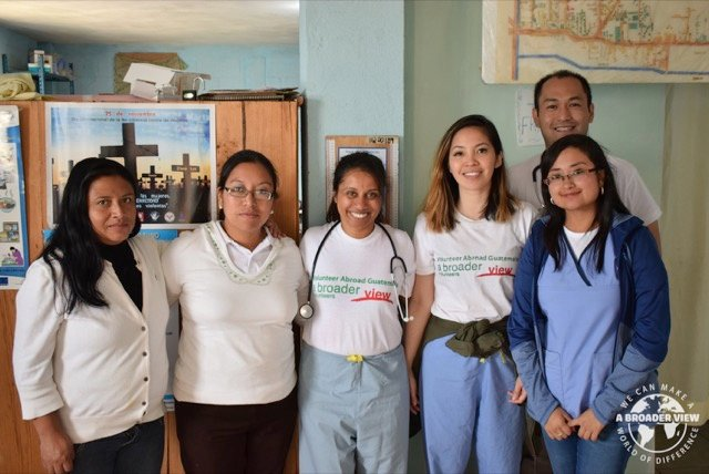 Volunteer Guatemala Quetzaltenango Review Rashmi Baragi Medical Program