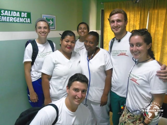 Volunteer Honduras