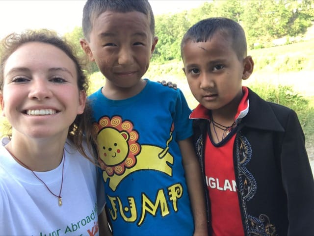 Volunteer Nepal Kathmandu Review Michelle Scholte Orphanage program