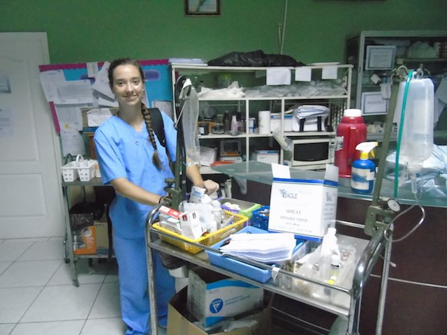Volunteer Honduras Review Katherine Mullery Pre Medical Student