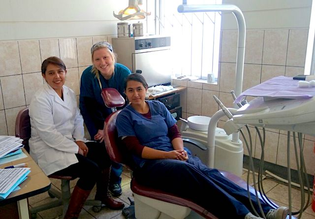 Volunteer Peru Cusco Review Anna Samples Dental Program