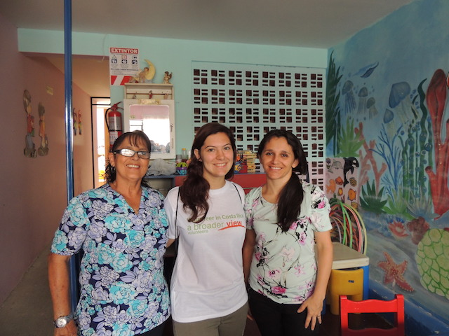 Volunteer in Costa Rica San Jose Review Autumn Leone Child Care Program