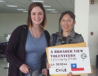Volunteer Chile La Serena Review Elizabeth O'hare Orphanage/Seniors program