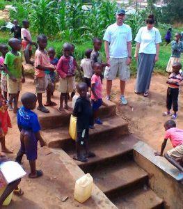 volunteer Uganda Bulenga orphanage