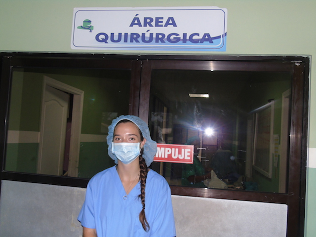 Volunteer Honduras Premed