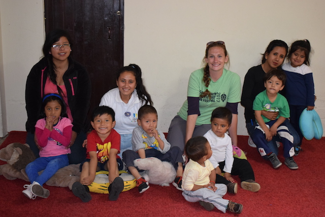 Volunteer Guatemala Xela Review Julia Dahlmann Daycare program