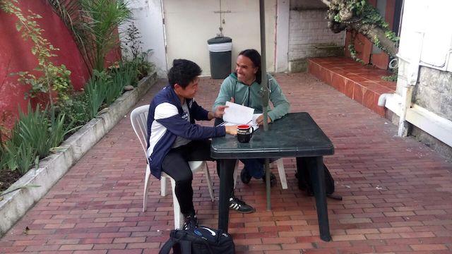 volunteer abroad ecuador quito John muziki