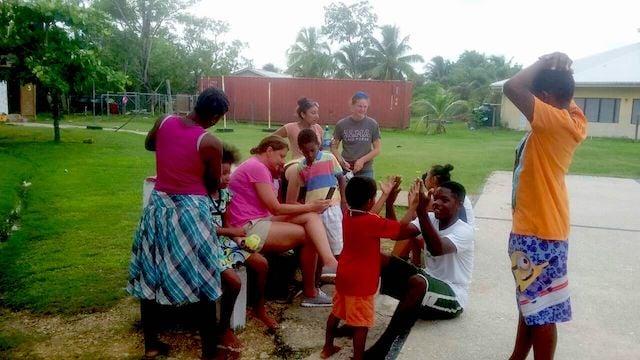 volunteer Belize orphanage program Amy wood review