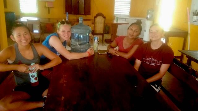 Volunteer Belize Review Brenna Hose Orphanage program