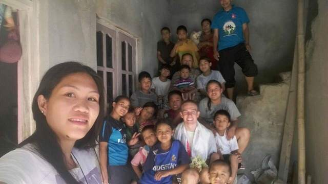 Volunteer Nepal Kathmandu Review Luther Sentz Orphanage program