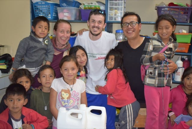 Volunteer Guatemala Quetzaltenango Review Terrence Kane Child Care Teaching Program