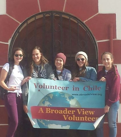 Volunteer Chile La Serena