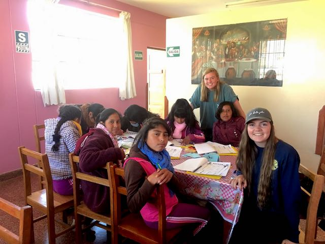 Volunteer Peru Cusco Review Josephine Sollee Girls Orphanage