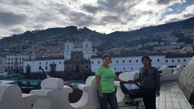 Volunteer Ecuador Quito