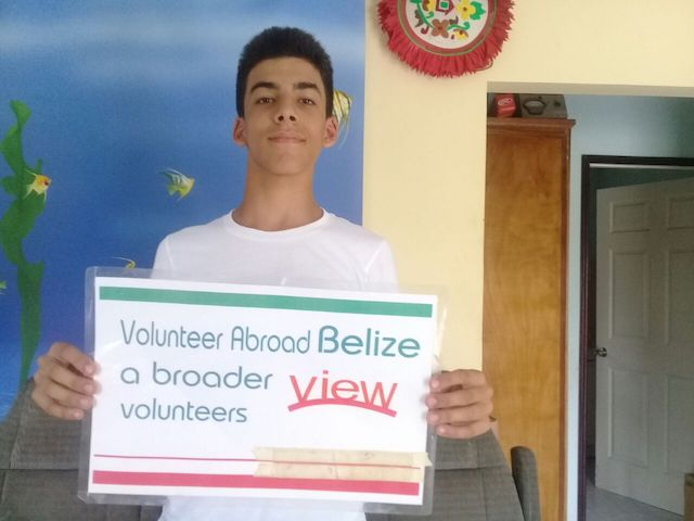 Volunteer Belize Review Vincent Van der Linden Orphanage Program