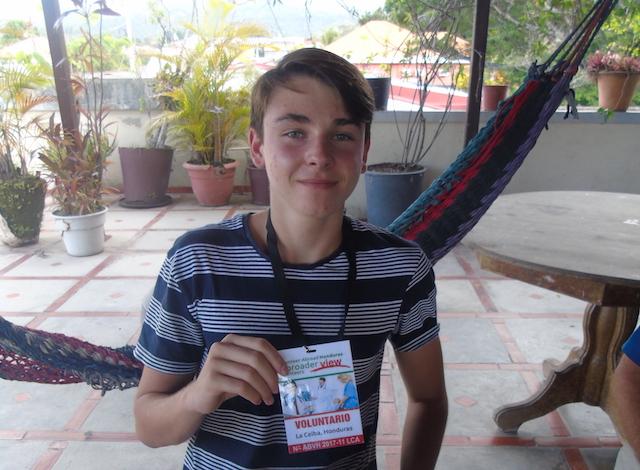 Volunteer Honduras Pre Dental