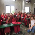 Volunteer Nepal Monatery Teaching