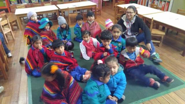 Volunteer Peru Cusco