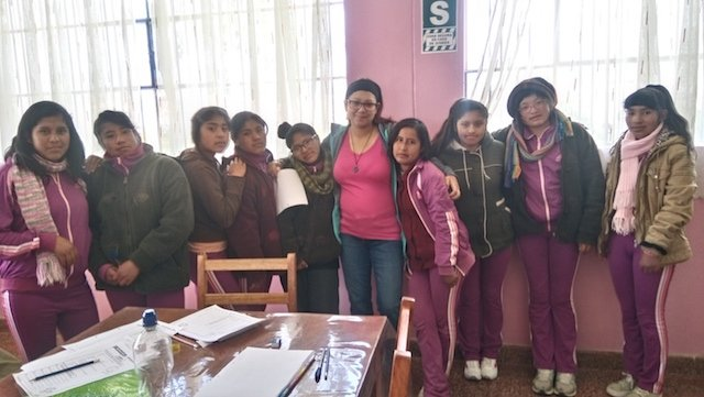 Volunteer Peru Cusco Review Amel Chaman Teaching Orphanage