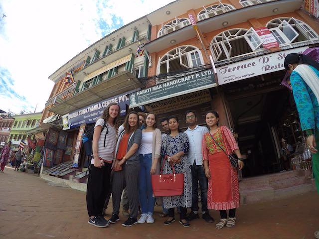 Volunteer nepal kathmandu