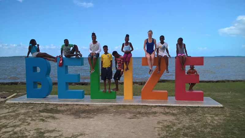 Volunteer Belize Orphanage