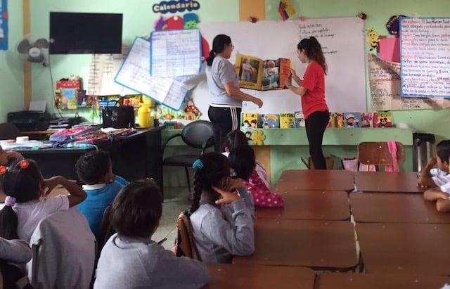 Volunteer Ecuador 3