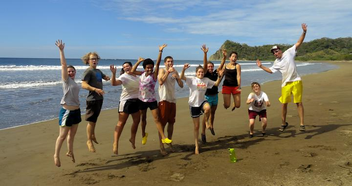 Volunteering in Costa Rica: Sea Turtle Pacific program