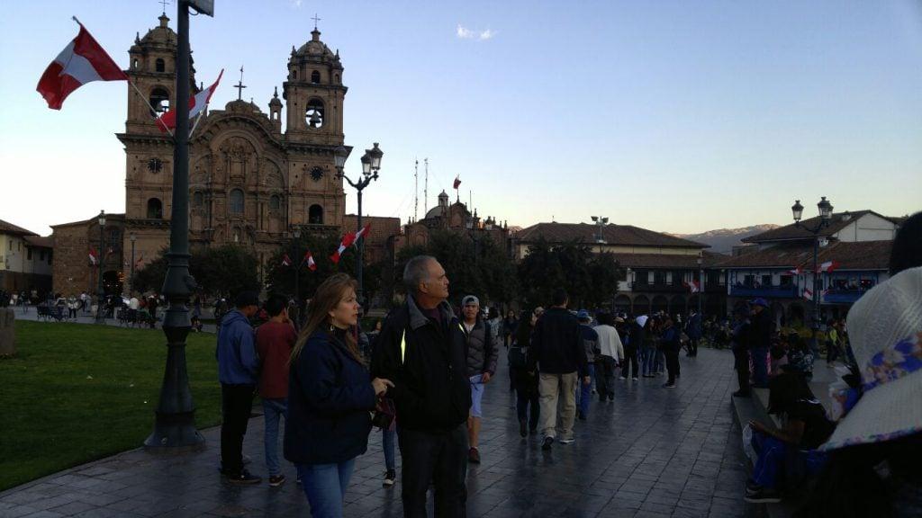 Gap Year Peru
