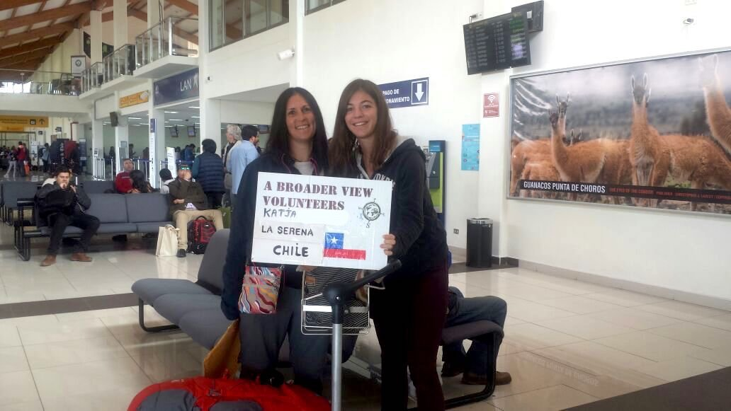 Volunteer in Chile La Serena Review Katja K Orphanage Program