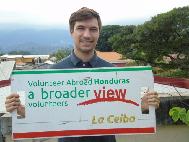 ABV Volunteer - Cameron