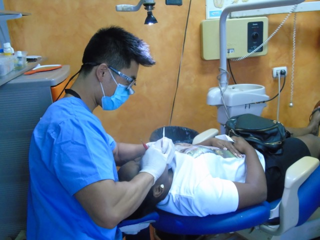 Volunteer in Honduras La Ceiba Testimonial Gareth H. Dental Program