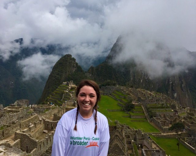 Volunteer Peru Cusco Review Mary Helfrich Childcare program