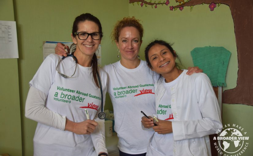 Volunteer in Guatemala Xela Review Elizabeth Fox Clinic Outpost