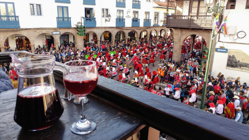 Cusco Local Cafe and Parade