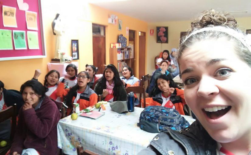Volunteer Peru Cusco Reviews Kaitlyn Purinton Orphanage Program