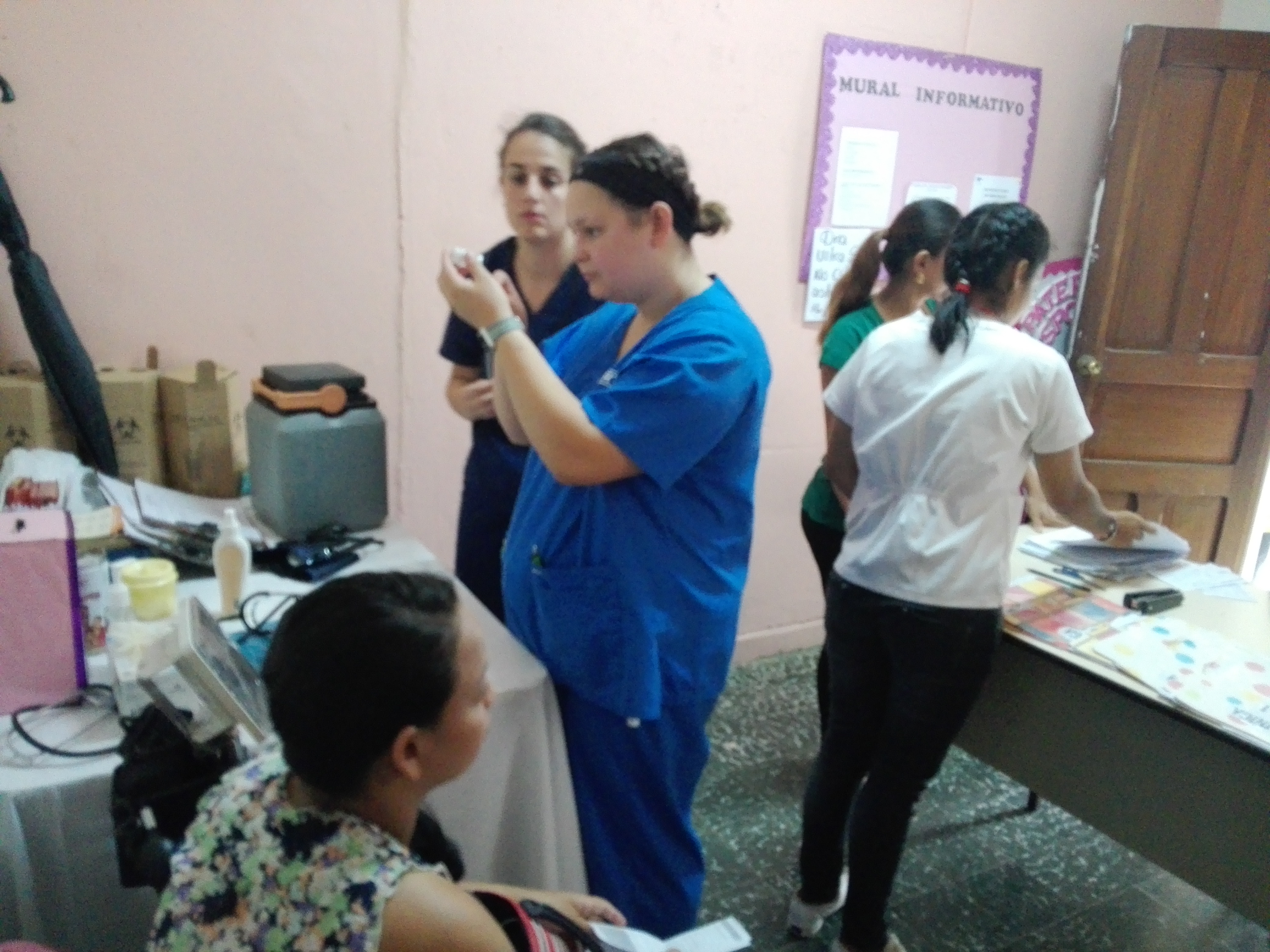 Honduras Vaccination campaign