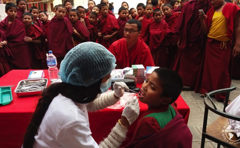 Review Nepal Kathmandu Manish Wohlford Dental Program