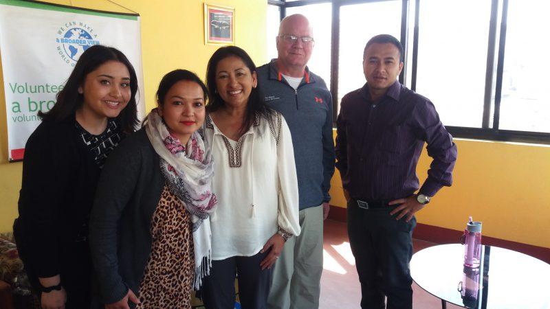 Nepal Host Family