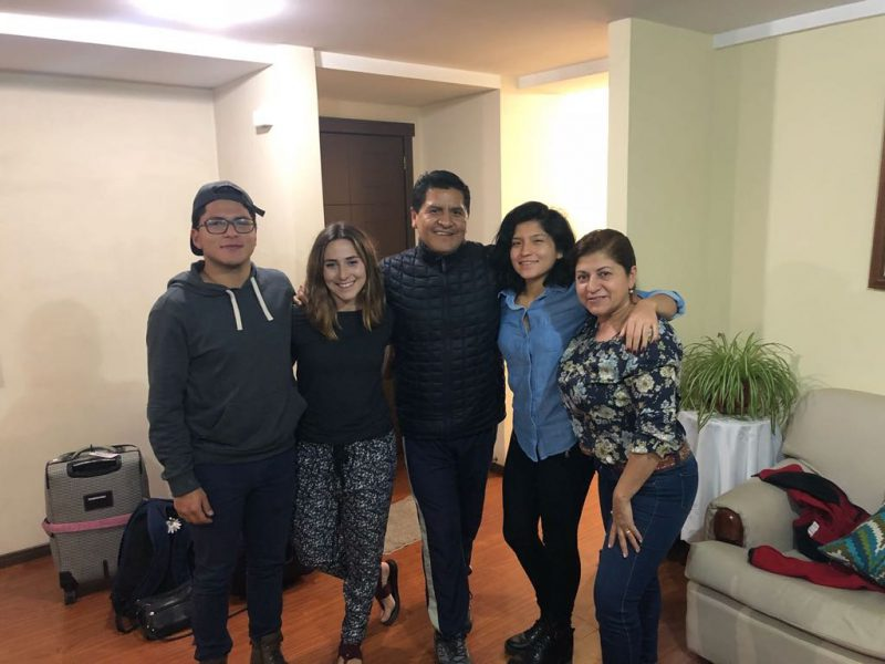 Ecuador Quito Host Family