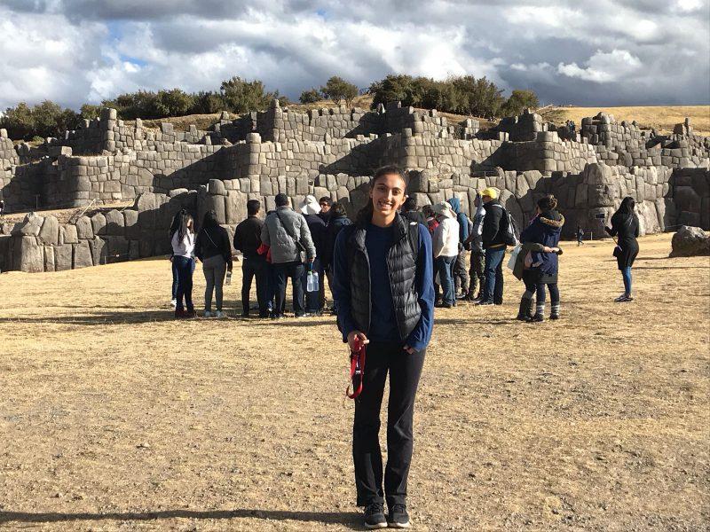 Inca ruins near Cusco