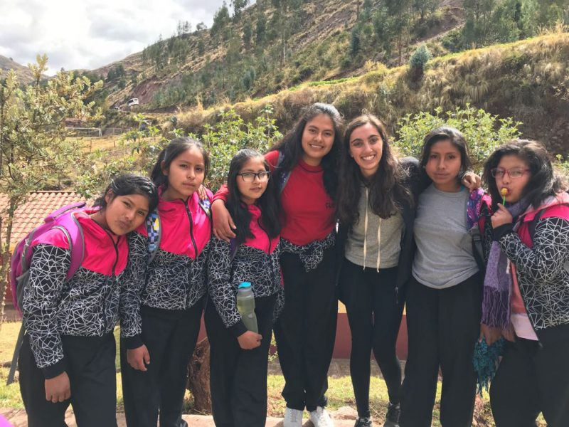 Girls Orphanage Cusco