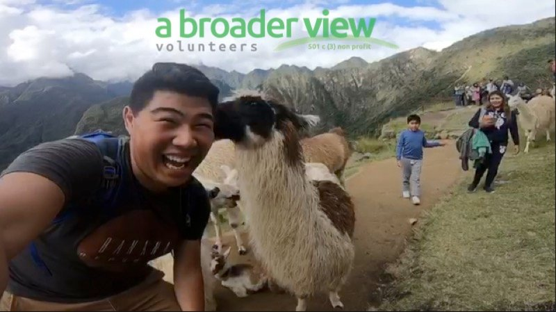 Cusco Peru Review Volunteer Harrison Chen Pre Medical Student
