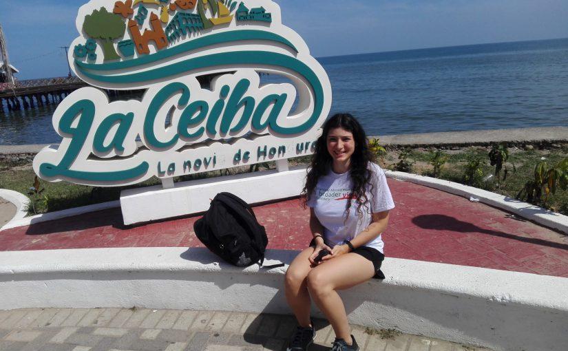 Volunteer Honduras La Ceiba Pre Medical Student Ilissa Pipia