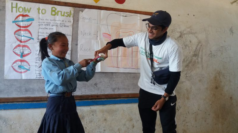 Volunteer Dental Nepal 2