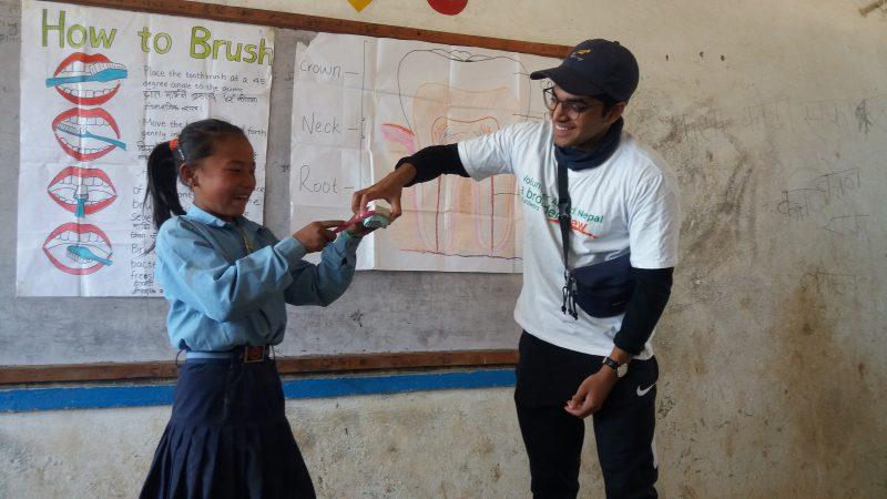 Volunteer Dental Nepal 2