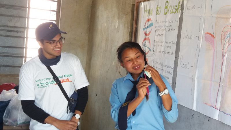 Volunteer Dental Nepal 3